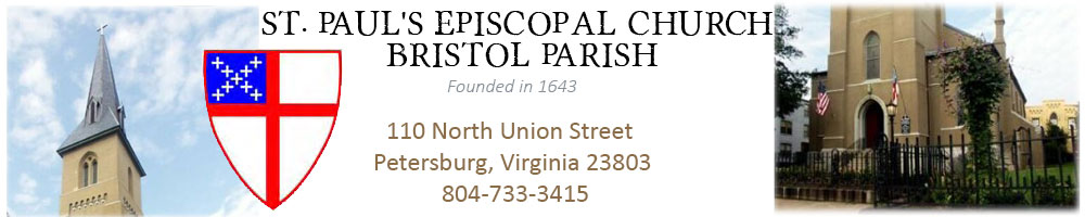 St. Paul's Episcopal Church Bristol Parish
